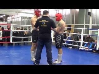 Мктрчян Самвел, 2 бой, БК Феникс, до 77,1кг, Чемпионат Киева по ММА