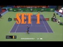 Rafael Nadal vs Grigor Dimitrov Full Match SET 1 | Quarter-Finals Shanghai Rolex Masters 2017
