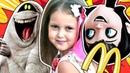НОВЫЕ ИГРУШКИ в Хэппи Мил Макдональдс из мультфильма Монстры на каникулах 3! Happy Meal McDonalds!