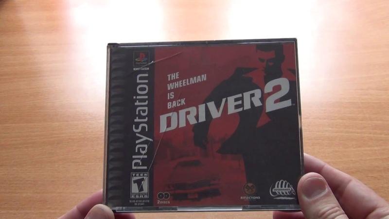 Driver 2 Playstation 1 NTSC