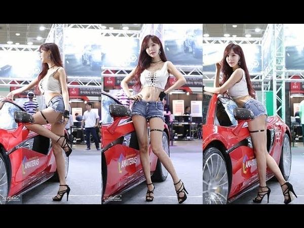 2018 오토살롱(autosalon) 아마테라스(amateras) 서진아 포토타임1 60P 직캠 fancam by Athrun
