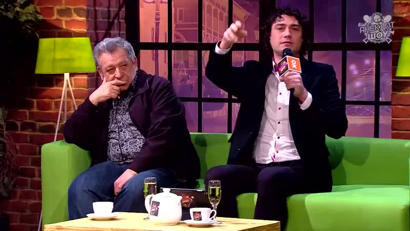 Анекдот шоу Дмитрий Оленин про скупердяя в ресторане
