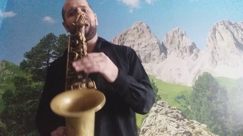 Edgar Sax - Lullaby of birdland