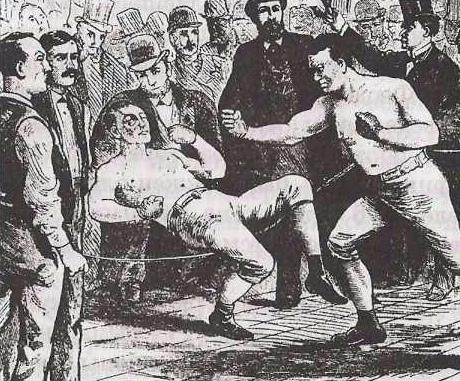 История возникновения бокса.