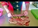 Lamb Roll Turkish Kebab Vegetables