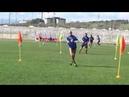 Футбольные упражнения для защитников ⚽ difesa a 4 esercitazione sugli appoggi e orientamento