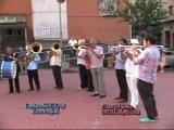 FANFARA SHUKAR - Zece Prajini SPANIA EIBAR Fiestas 2012 Pais Vasco Dj Rommy Haizetara