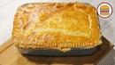 Луковый пирог с плавленным сыром. Вкусный, быстрый и недорогой пирог из лука и плавленых сырков.