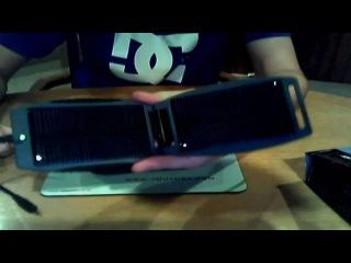 Portable Solar Charger: PowerTraveller SolarMonkey Review