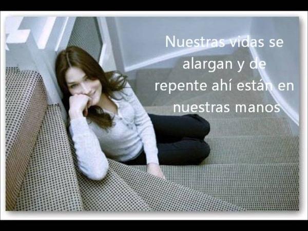 Le temps perdu (Sub Español) - Carla Bruni