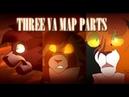 Three warriors va map parts !