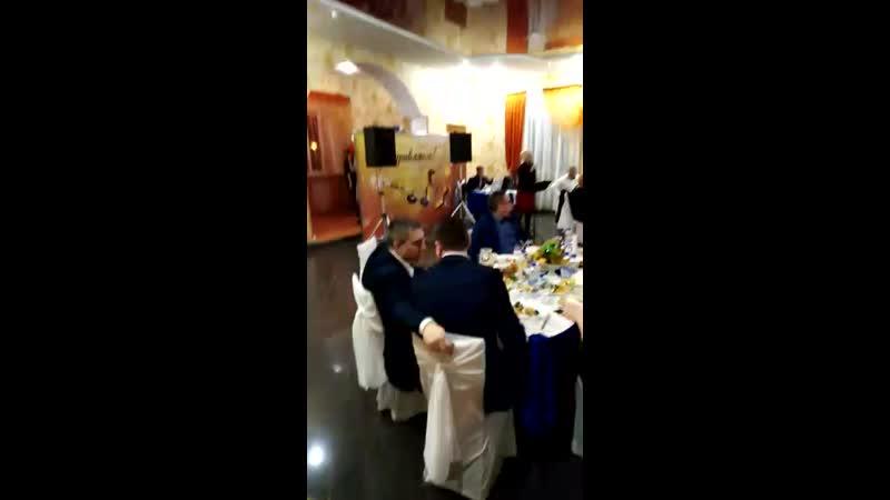 легендарная Шизгара рок композиция 60 х в исполнении гостей юбилея экспромт