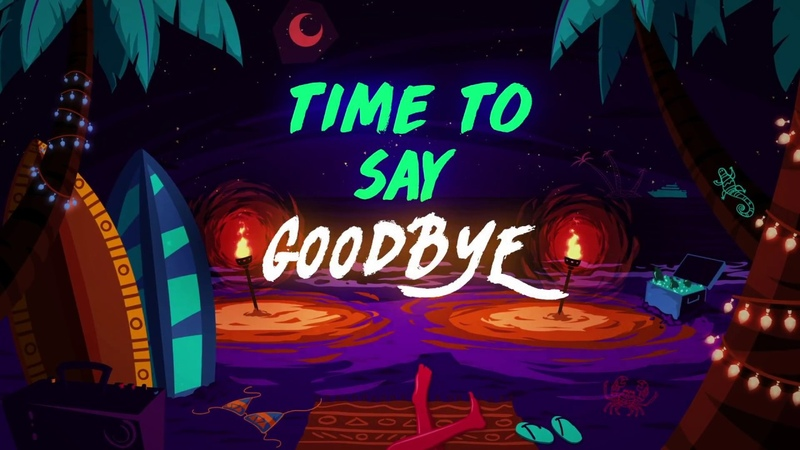 Jason Derulo x David Guetta - Goodbye (feat. Nicki Minaj Willy William) [Official HD Lyric Video]