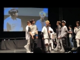 фанкам 180623 Stray Kids @ KCON 2018 NY The Artist Engagement