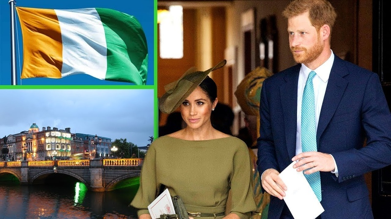 Meghan Markle Prince Harry About To Arrive In Ireland All You Need To Know About Royal Irish Visit