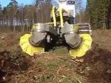 Мистическая машина - лесной монстр!