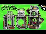 LEGO Ninja Turtle Lair Invasion 79117 TMNT Review