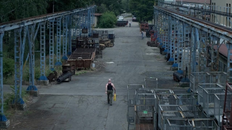 Film Trailer- Svět podle Daliborka - The White World According toDaliborek