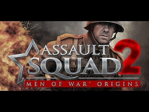 Assault Squad 2: MEN OF WAR ORIGINS - Охота на лис (Арсенал)