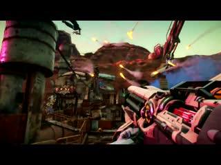 Rage 2 — wasteland superhero