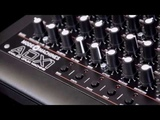 ADX -1 Analog Drum Machine -Mode Machines Unboxing &amp Demo sound