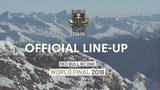 Red Bull BC One 2018 World Final LIne Up