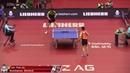 Dimitrij Ovtcharov vs Lin Yun Ju   2018 ITTF Austrian Open Highlights (R32)