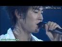 HD DBSK Wasurenaide live karaoke sub eng