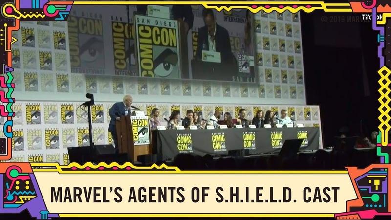 Best of Hall H: Marvel's Agents of S.H.I.E.L.D. SDCC 2019 Panel