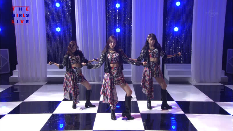 Style of my love - Iikubo Haruna, Oda Sakura, Makino Maria Morning Musume 18 (The Girls Live 246 04122018)