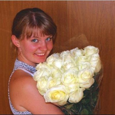 Оксана Писаренко, 11 января 1991, Москва, id229350440