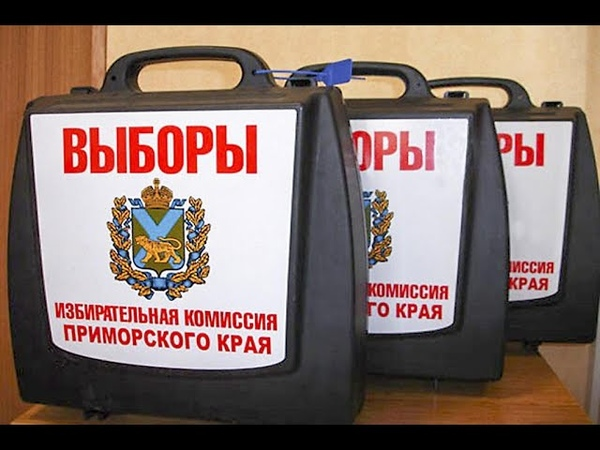 Избирательная кампания Приморского края. Делайте осознанный выбор (Smile)
