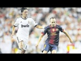 Andres iniesta vs Mesut ozil ● Whos The Worlds Best Playmaker ● HD