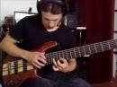 Almah You'll Understand Bass cover by Raphael Dafras