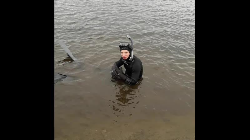 подводная охота ч 1