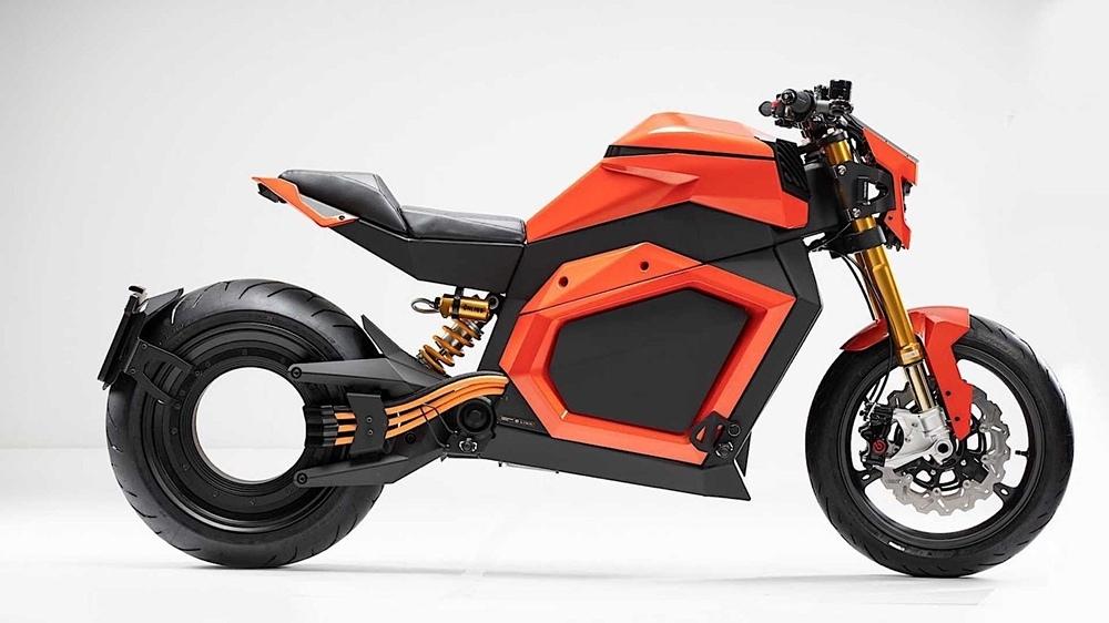 Электрический мотоцикл Verge TS
