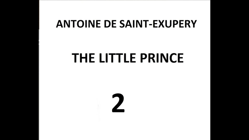 The Little Prince Chapter 1 Paragraph 4