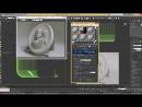 IBL (HDR) Визуализация объекта в 3ds max и V-ray _ 3d Object visualization in 3d