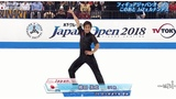 Nobunari Oda - Japan Open 2018 - YMCA -