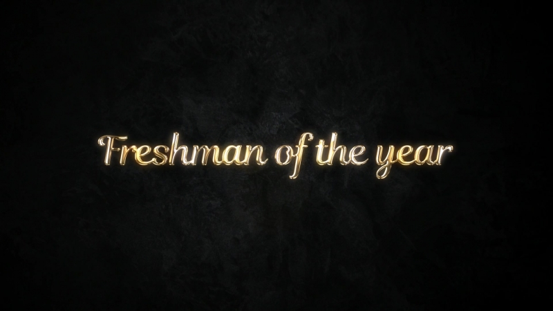 SDU AWARDS 2018 Freshman of the year