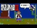 Смешное прохождение Red Dead Redemption 2 Приключения ковбойчика Артурчика