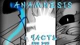 HMDS Undertale Comic - GZTale Anamnesis 1 Часть САНС ПРОТИВ ГАСТЕРА (RUS DUB)