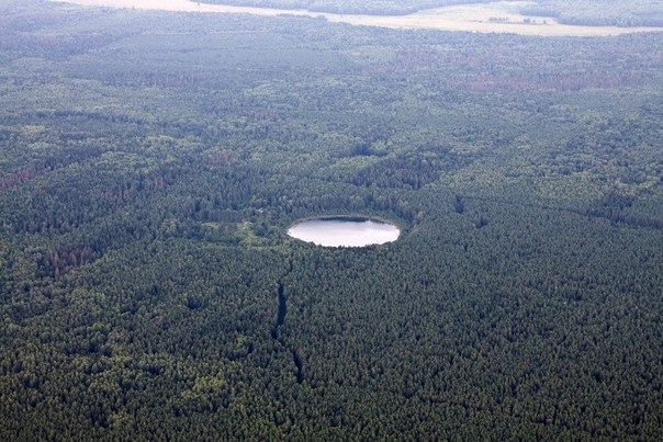 круглое озеро брянск фото