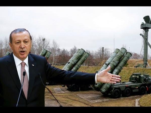 Очередной нож в спину от Эрдогана: вместо российских С-400 Турция выторговала у США Patriot