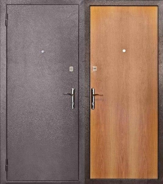 верея металлическую дверь