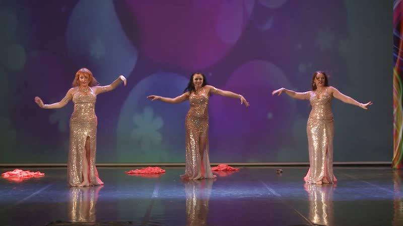 Студия Joumana dance Oriental - Гала-шоу Сияние востока