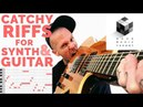 How to Compose a Song - Write a Guitar Riff or Melody over a Chord Progression | Hack Music Theory