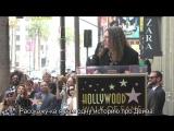 Странный Эл произноит речь на церемонии вручения ЗвездыWeird Al Yankovic - Hollywood Walk of Fame Ceremony (RUS SUB)