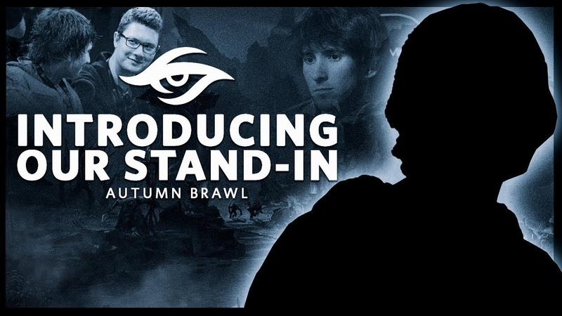 Introducing our Stand-in for Autumn Brawl