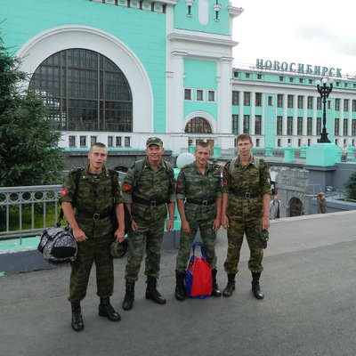 Тимур Агеев, 12 октября , Новосибирск, id11905760